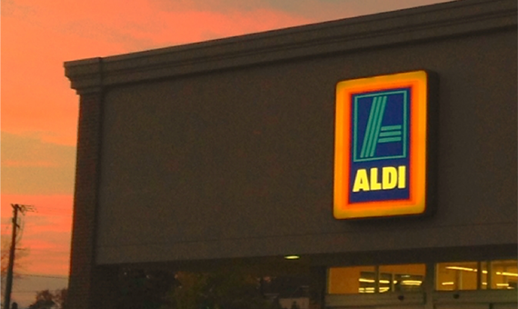 Aldi - Action in Every Aisle